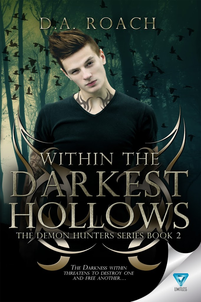 Within the Darkest Hollows, Book 2 Demon Hunters Cover Reveal