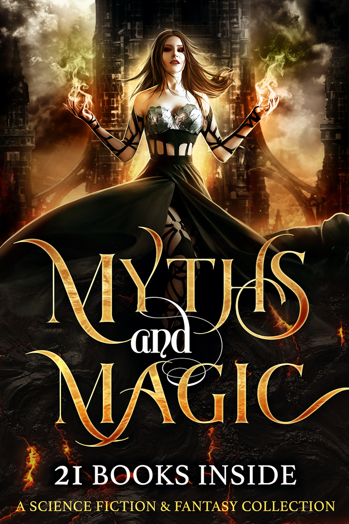 Myths & Magic – Hot New Paranormal Boxset $0.99