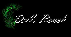 D.A. Roach