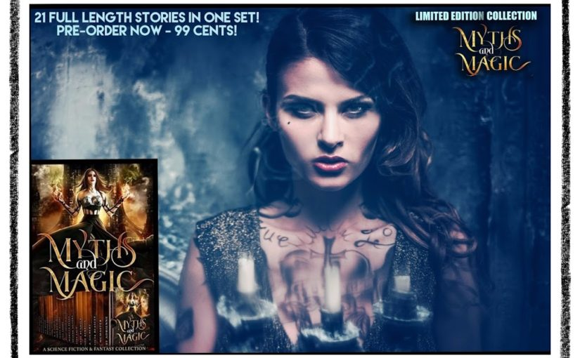 Myths & Magic and Giveaways Galore!