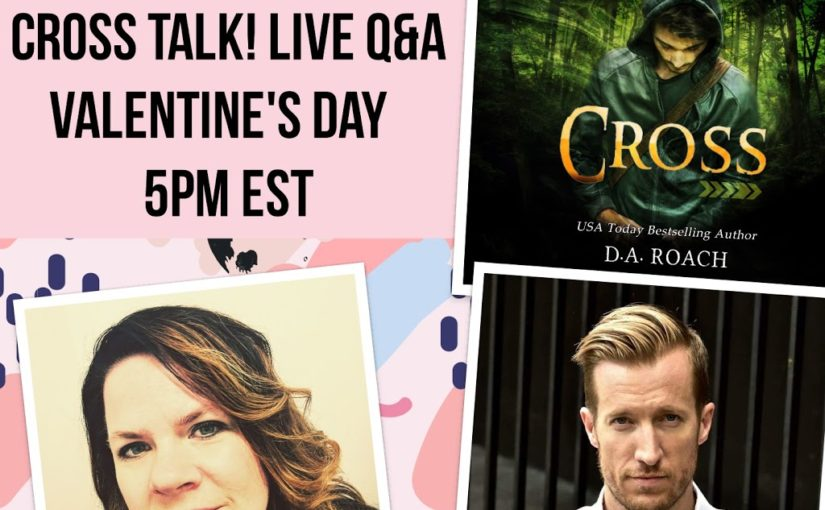 Cross Audiobook Q&A – a FB Live Event