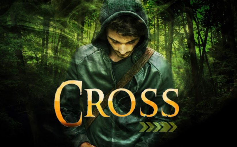 Cross Audiobook Releasing Soon – Q&A w/ Cross Vocal Actor & Cross Author 2/14!