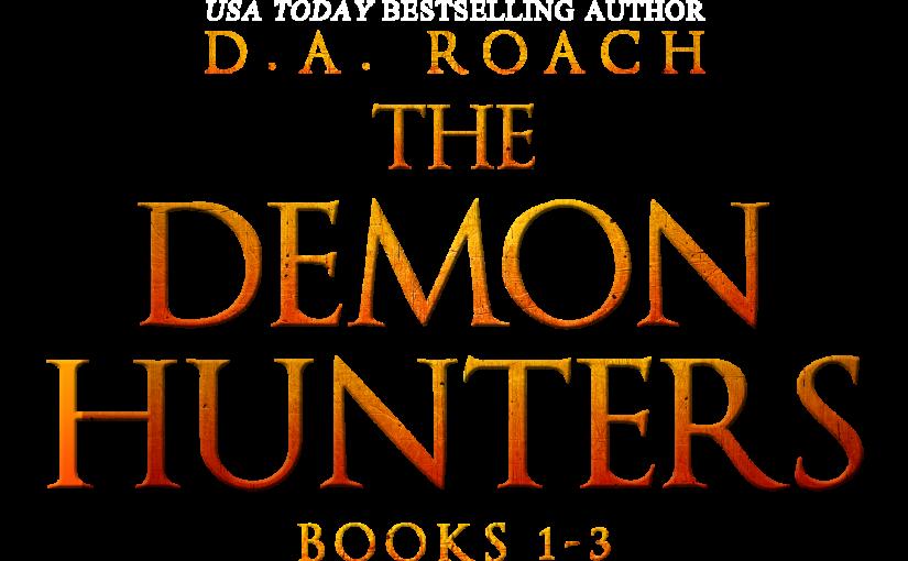 Demon Hunters Series – 99 Cents!